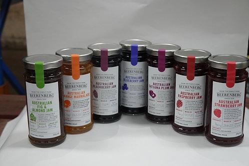 Beerenberg Assorted Jams - 300g