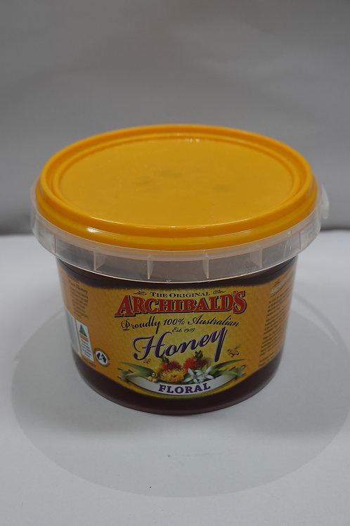 Archibald's Floral Honey - 1kg