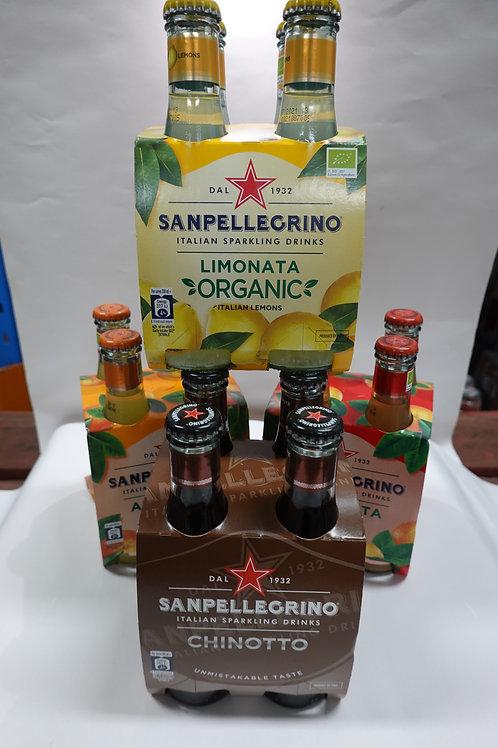 Sanpellegrino Italian Sparkling Drinks Assorted Bottles
