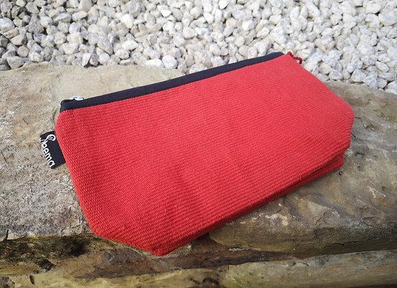 Medium Pouch - Red