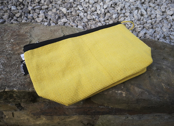 Medium Pouch - Yellow