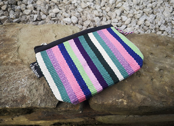 Small Pouch - Pinks and Blues