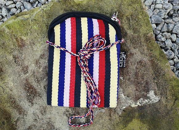 Mobile Bag - More Mixed Stripes