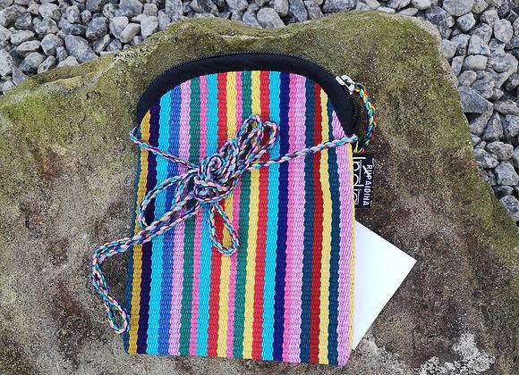 Mobile Bag - Bright Stripes