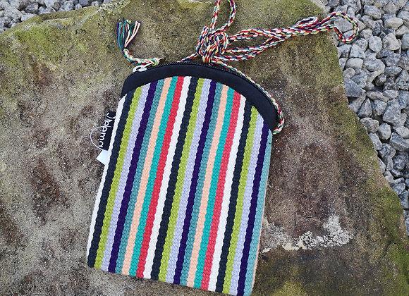 Mobile Bag - Woodland Stripes