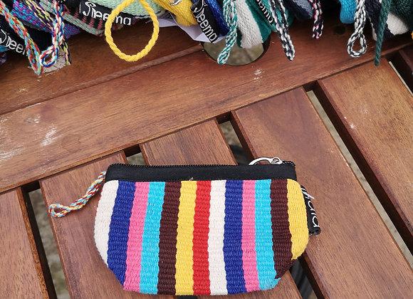 Mini Purse - Retro Stripes