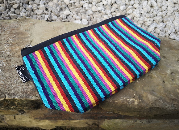 Medium Pouch - Candy Stripes