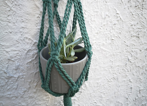 Plant Hanger : Archana (medium) Green