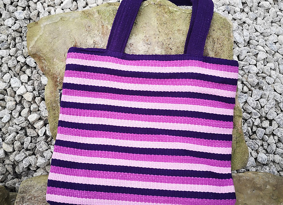 Small Tote Bag : Purples