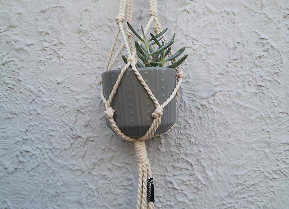 Plant Hanger : Mamta (small) White