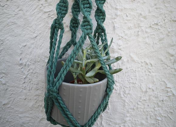 Plant Hanger : Archana (small) Green