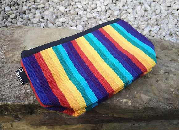 Medium Pouch - Rainbow