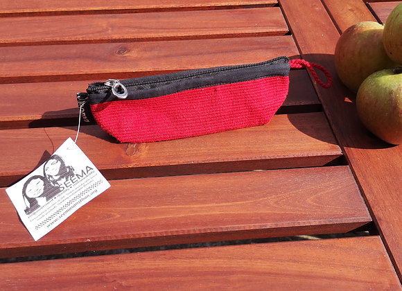 Spectacle Case - Red
