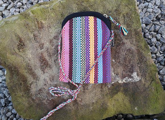 Mobile Bag - Pastel Check