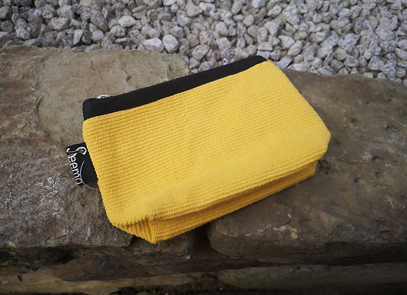Small Pouch - Yellow