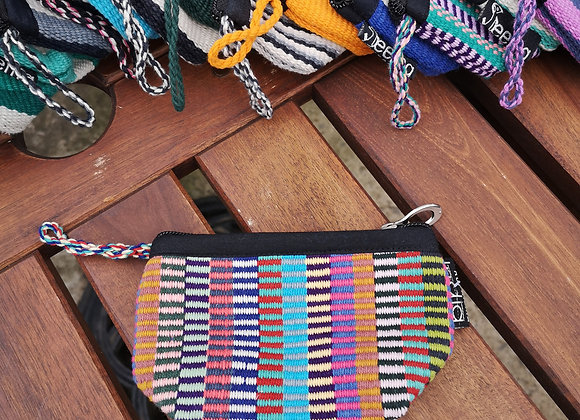 Mini Purse - Multi Color Check One