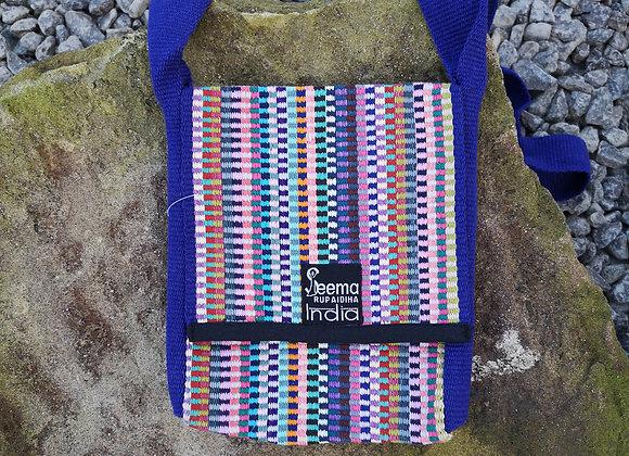 Maya Bag - Pastel Check