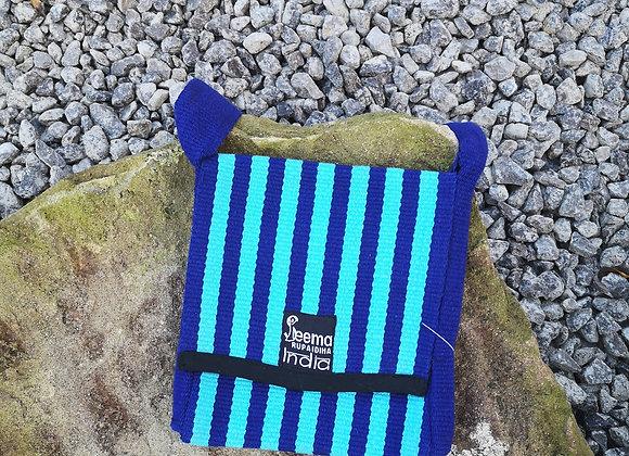 Maya Bag - Blue & Aqua