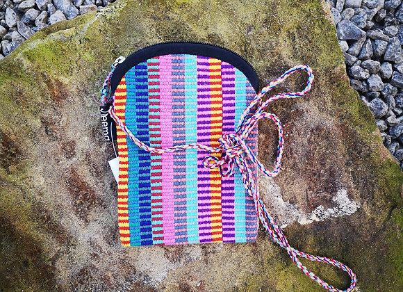 Mobile Bag - Bright Check