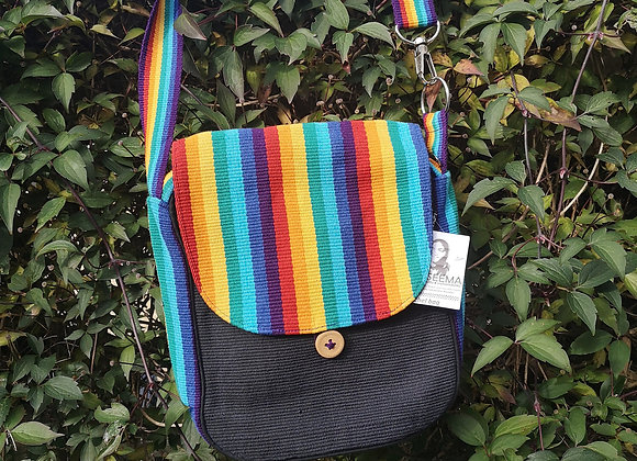 Rachel Shoulder Bag - Rainbow Cover