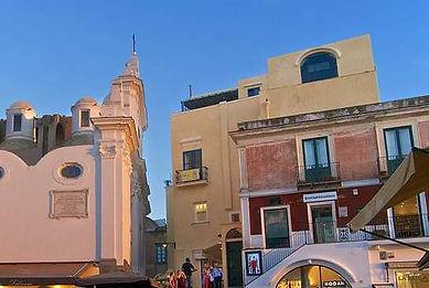 Palazzo Cerio Capri