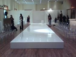 High Gloss Custom Designed Stage