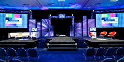 Conference Stage Rental