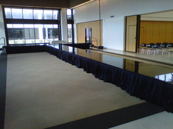 Fashion Runway Stage Built To Order