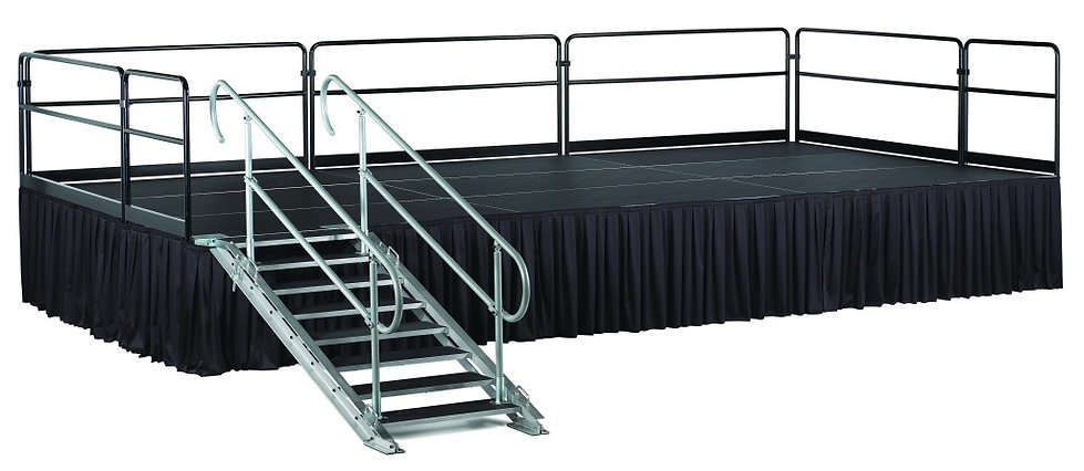 Stage and Riser Rental NYC
