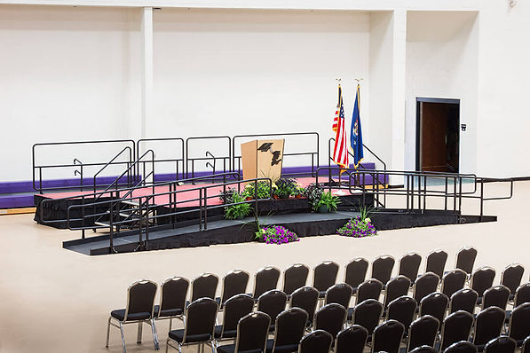 Stage Rental For Schools in New York City