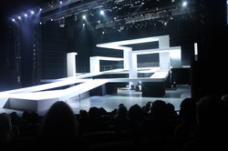 Fashion Week NYC stage rentals