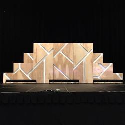 Custom Stage Build NYC