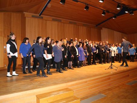 Choir under Fire feat.  Quodlibets