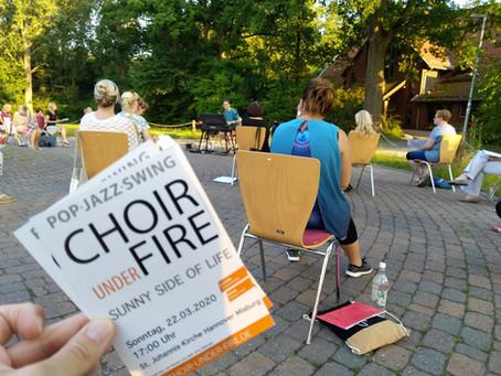 Choir under Fire Open Air