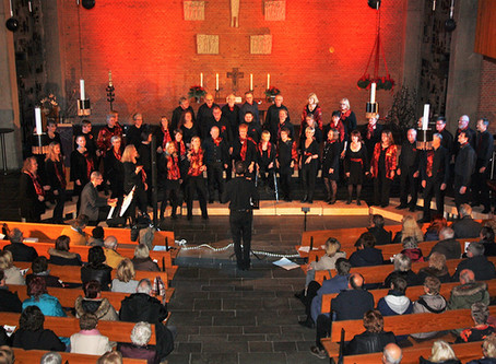 "Pop, Jazz und Swing: Konzert des ""Choir under Fire"" in der Lehrter Markuskirche"