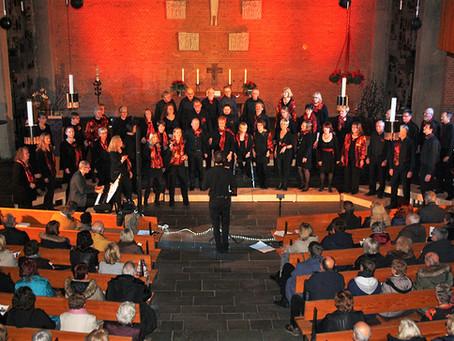 """Pop, Jazz und Swing: Konzert des """"Choir under Fire"""" in der Lehrter Markuskirche"""