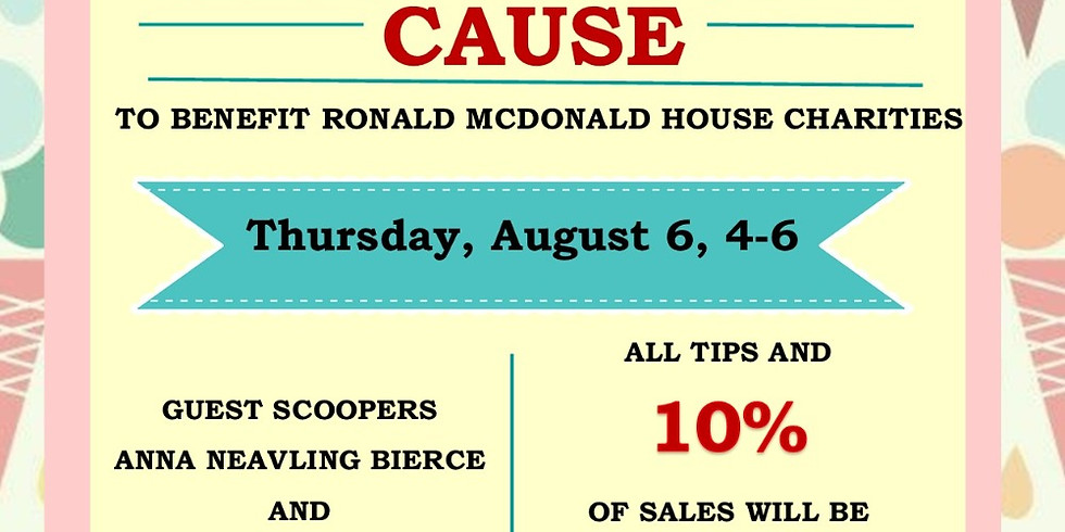 Scoopin' for a Cause