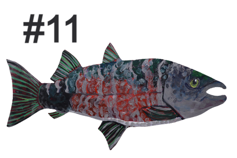 Fish # 11 by Josslyn Meyers