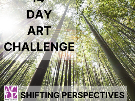Join the 14 Day Art Challenge