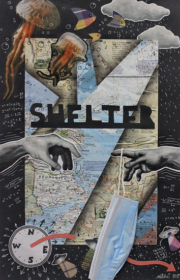 Shelter by Morgan Touchie