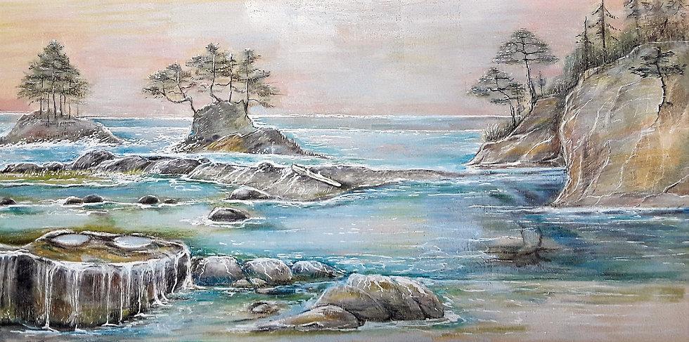 West Coast Breeze by Elle Adamovitch
