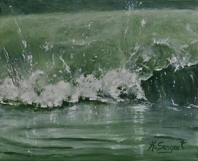 Splash by Karen Sargent