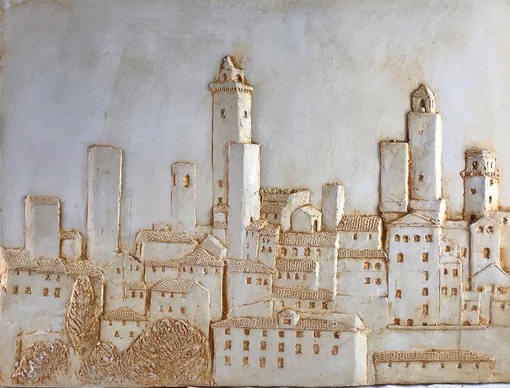 San Gimignano by Patrick Flavin