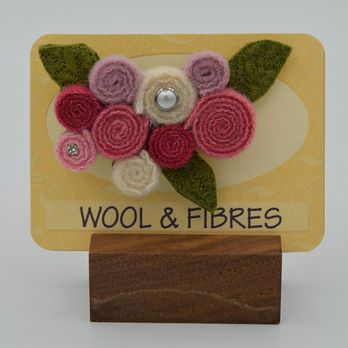 Brooch by Gail Moyls