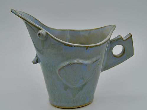 Blue Pitcher by Lee Stead