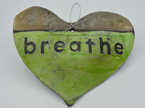 Breathe by Lee Stead
