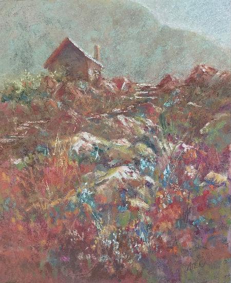 High Mt. Retreat by Jeanne Aten