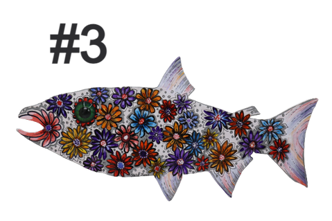 Fish #3 by Sally Mann