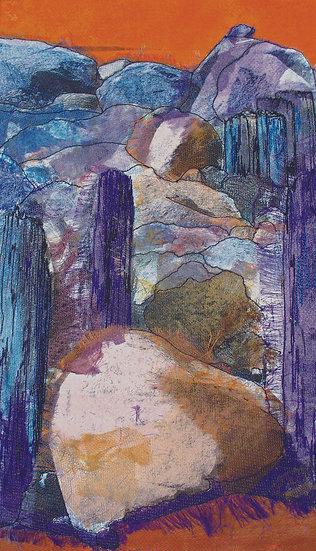 The Rock  by Kate Bridger