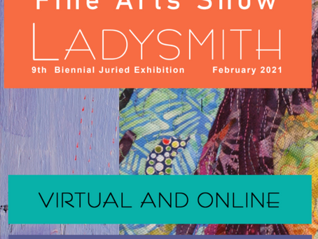 2021 Ladysmith Fine Art Show Catalogue
